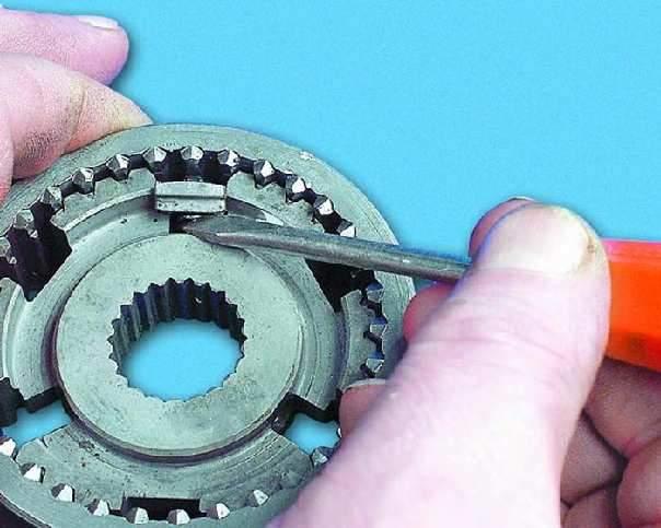 Фото №17 - ремонт 2 передачи ВАЗ 2110
