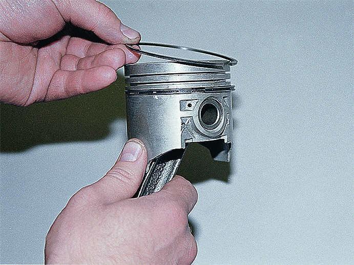 Кольца двигателя ваз 2106