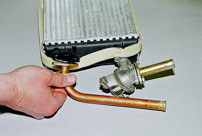 Как заменить радиатор на печку на ваз 2106 - Paket-nn.ru