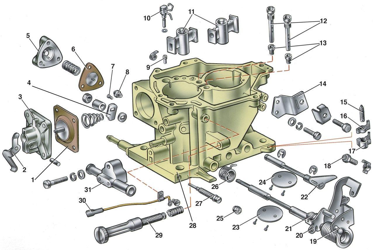 Схема гбо на карбюратор ваз 2108
