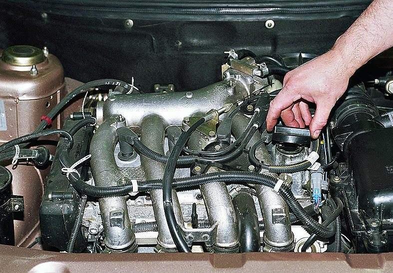 Ремонт двигателей автомобилей ваз своими руками