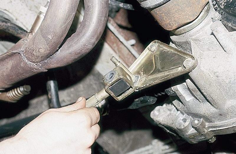 Фото №16 - замена шарнира привода кпп ВАЗ 2110