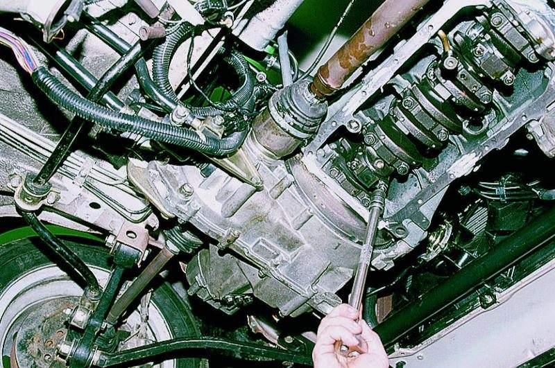 Можно ли поменять вкладыши не снимая двигатель
