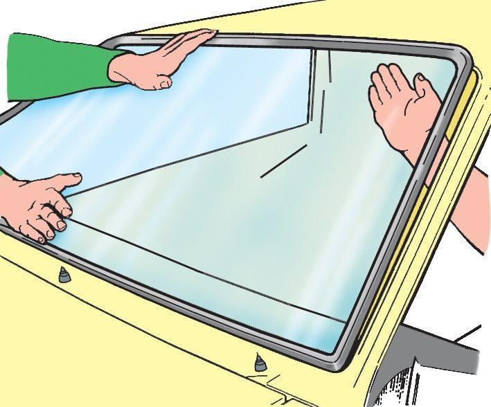Замена бокового стекла на ваз 2114 своими руками - Stroy-lesa11.ru