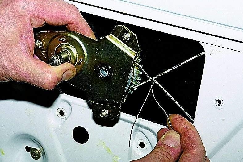 Электростеклопоъёмники на Ваз 2107