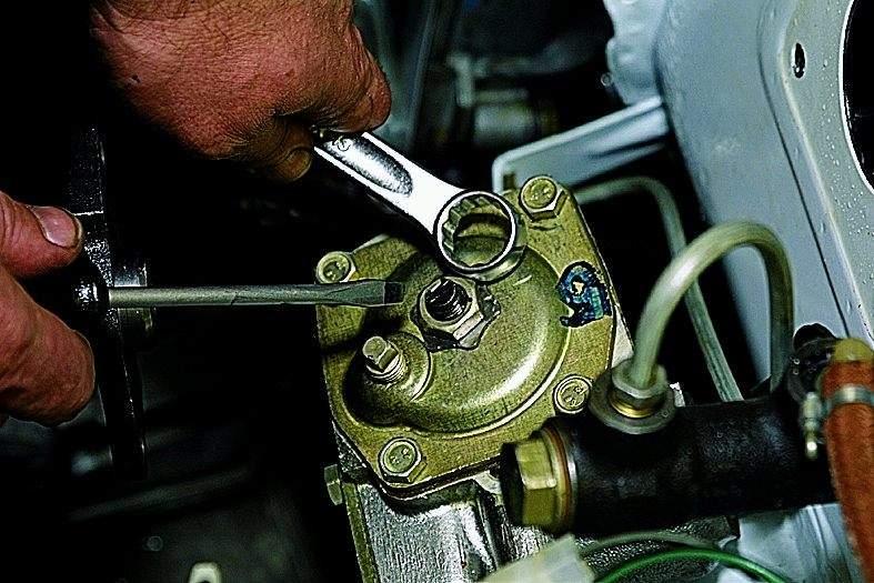 Ремонт рулевого редуктора ваз 2121 своими руками 2