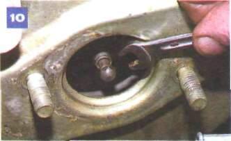 Фото №16 - регулировка вакуумного усилителя тормозов ВАЗ 2110