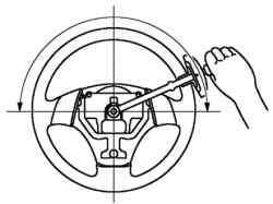 Измерение усилия на рулевом колесе