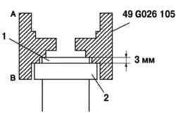 Правильная установка ротора датчика ABS