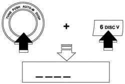 Схема режима противоугонной блокировки 1