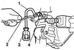 Прокачка гидравлического привода выключения сцепления