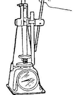 Проверка высоты клапанной пружины