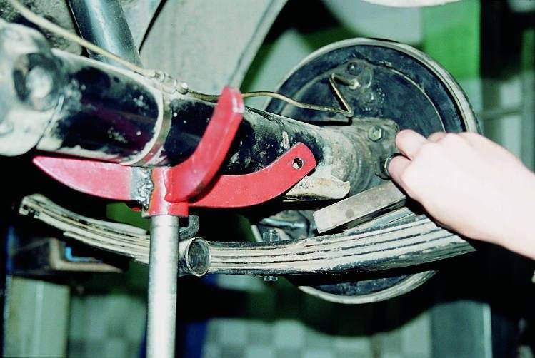 Замена рессор на газ 3110