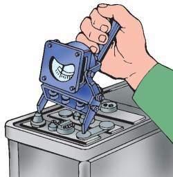 Проверка состояния аккумуляторной батареи нагрузочной вилкой