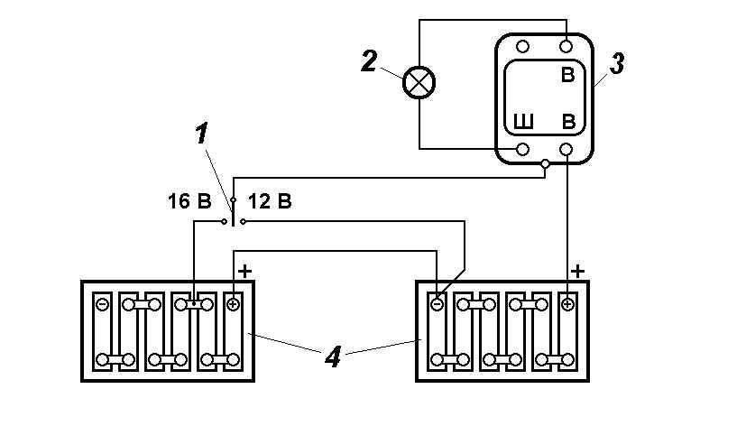 Фото №12 - проверка реле регулятора генератора ВАЗ 2110