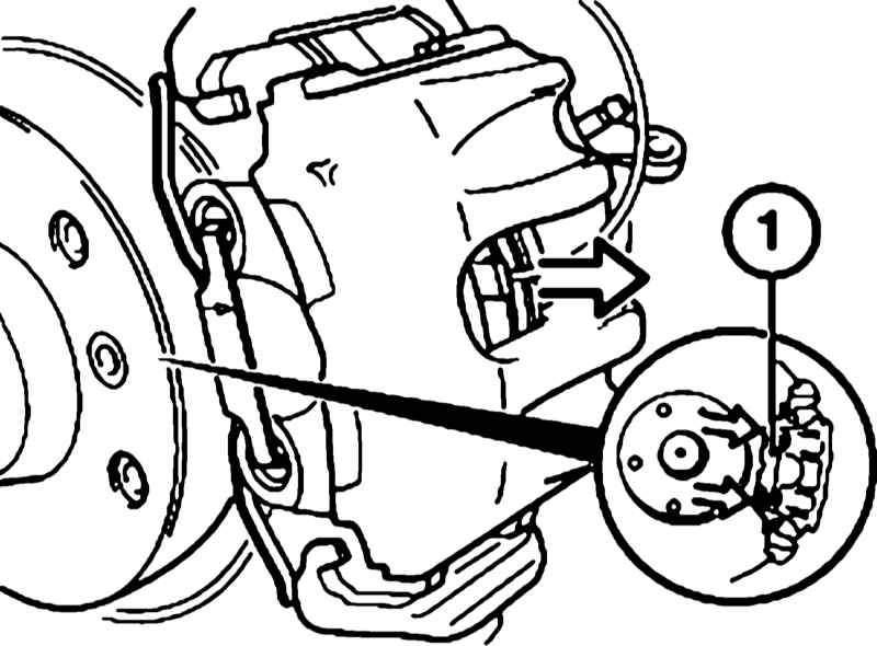 Замена задних тормозных колодок бмв х5 е53