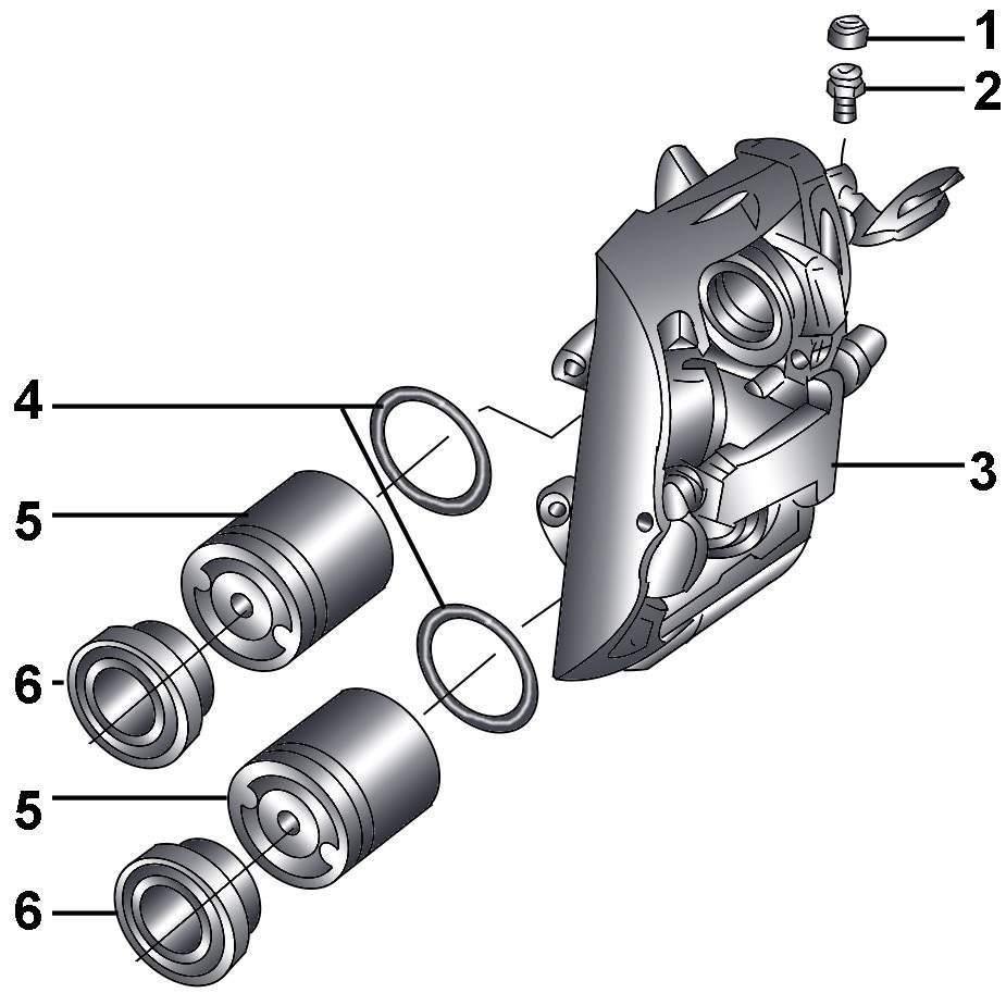 устройство стояночного тормоза ниссан х трейл