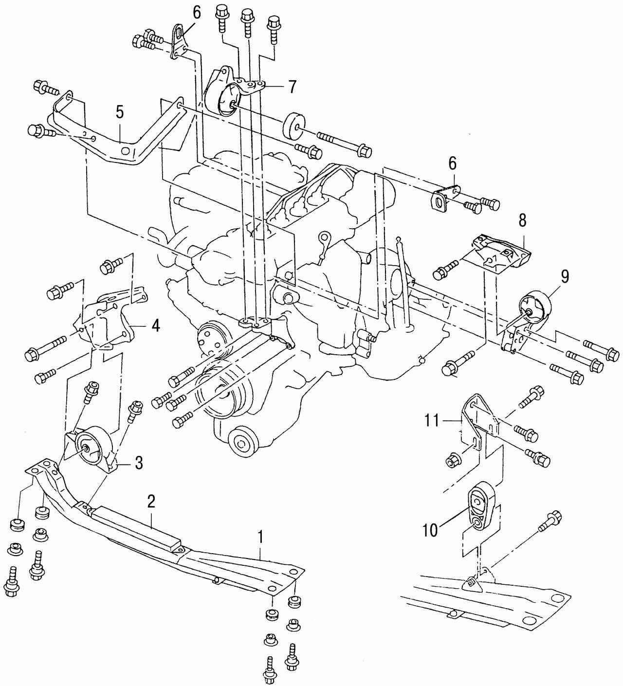 Система выхлопа ниссан альмера классик схема