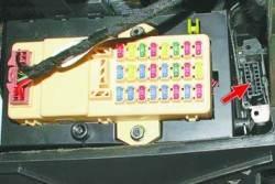 Электронный блок управления (контроллер)