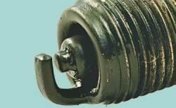Диагностика состояния двигателя по внешнему виду свечей зажигания