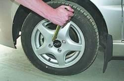Проверка колес