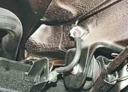 Проверка герметичности гидропривода тормозной системы