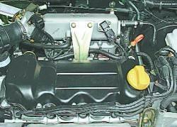 Перебои в работе двигателя