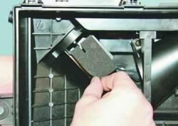 Очистка системы вентиляции картера