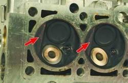 Разборка, ремонт и сборка головки блока цилиндров
