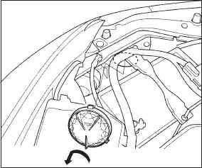 Замена лампы ближнего света на хонда цивик