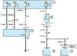 Схема 9б. Роботизированная коробка передач