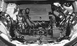 Проверка уровня и доливка рабочей жидкости в бачок гидроусилителя рулевого управления