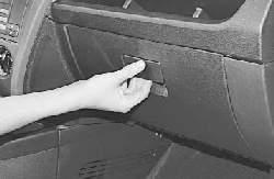 Замена выключателя подачи топлива