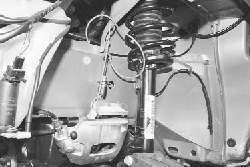 Снятие и установка поворотного кулака