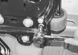 Замена рычага передней подвески