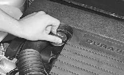 Замена масла в двигателе и масляного фильтра