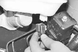 Замена бачка главного тормозного цилиндра