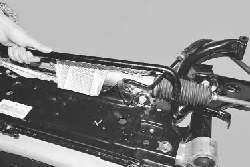 Замена стабилизатора поперечной устойчивости передней подвески