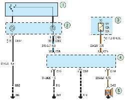Схема 15. Звуковой сигнал