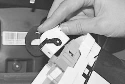 Снятие и установка комбинации приборов