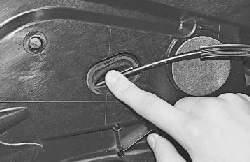Замена стеклоподъемника передней двери