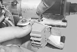 Замена контактной группы выключателя (замка) зажигания