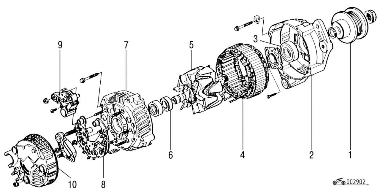 Volkswagen FAQ. Электрооборудование