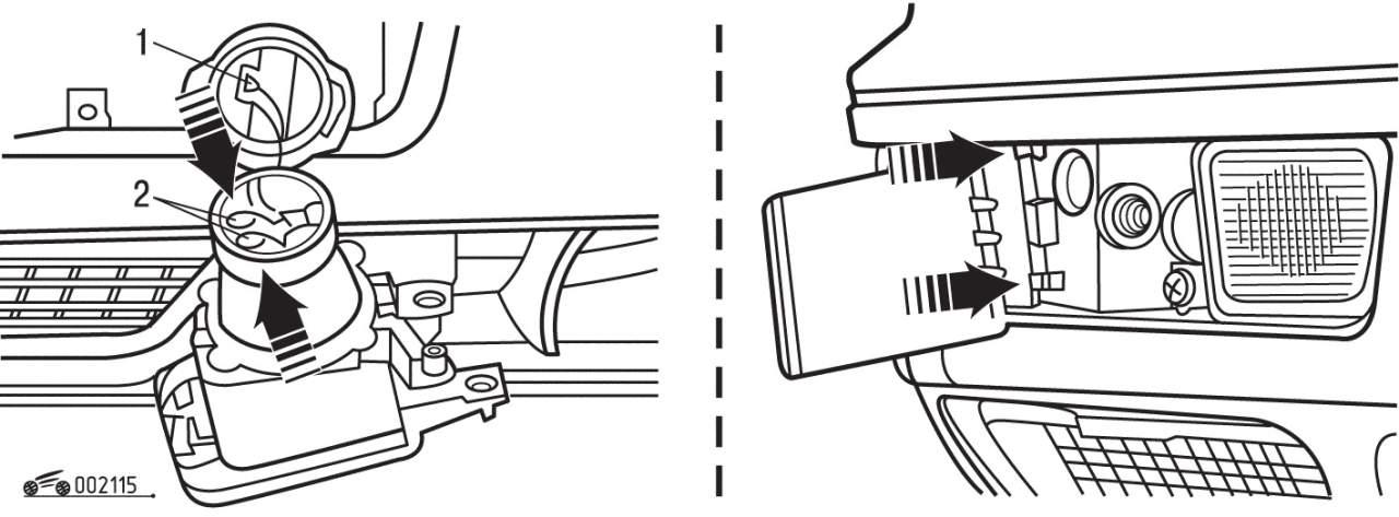 Схема электрооборудование ваз 21014