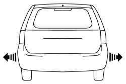«Увод» автомобиля при боковом биении радиальной шины