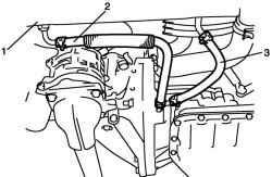 Шланги охладителя автоматической коробки передач