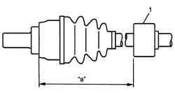 Схема установки демпфера