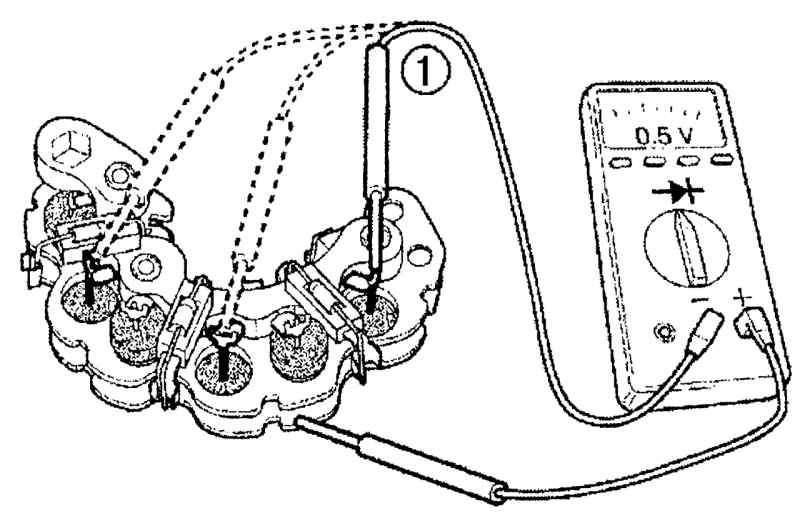 Схема электрическая бензинового генератора фото 696