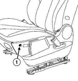 Отворачивание переднего винта крепления кожуха