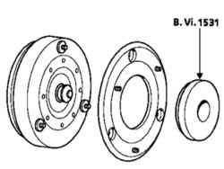 Диск гидротрансформатора
